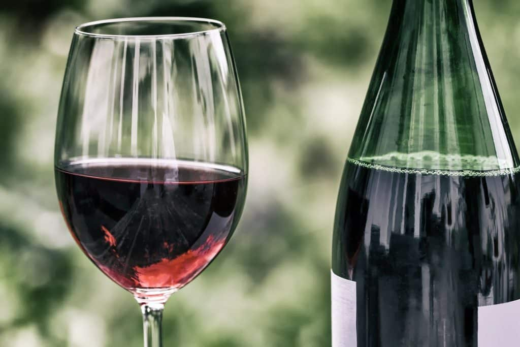 Quel type de vin rouge convient aux fajitas ?