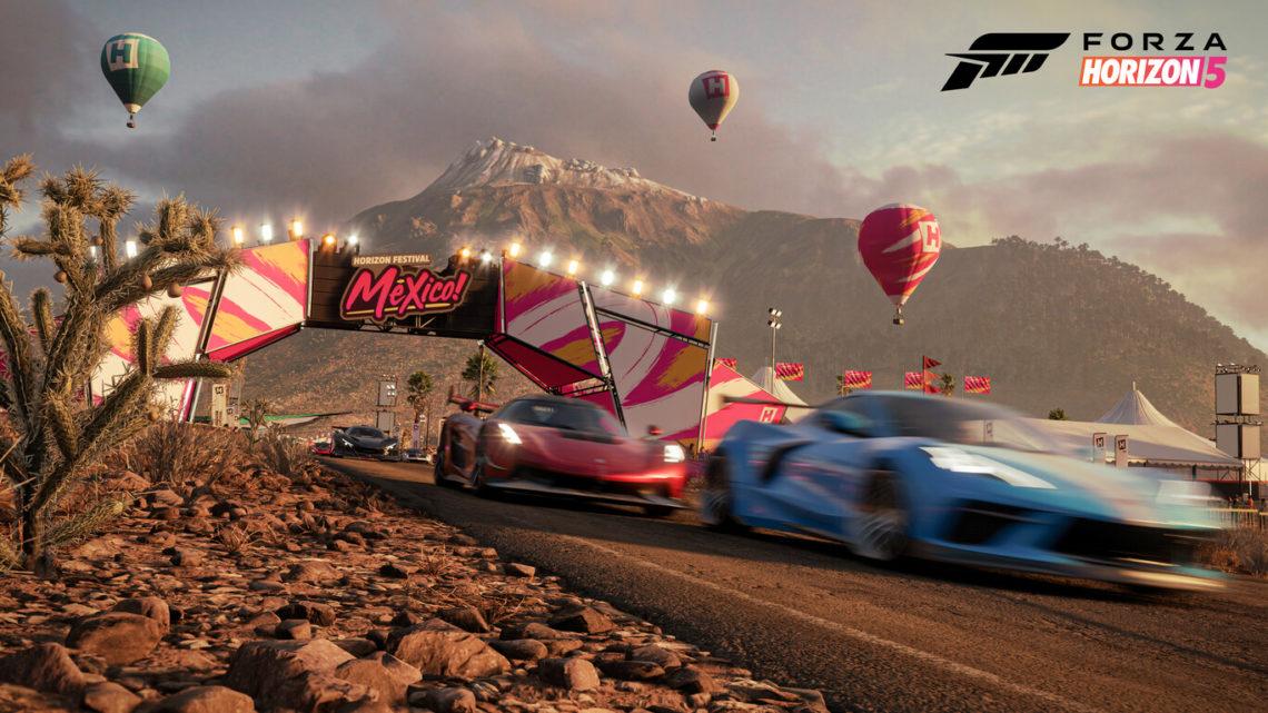 Forza Horizon 5 au Mexique | PC, Xbox One et Xbox Series