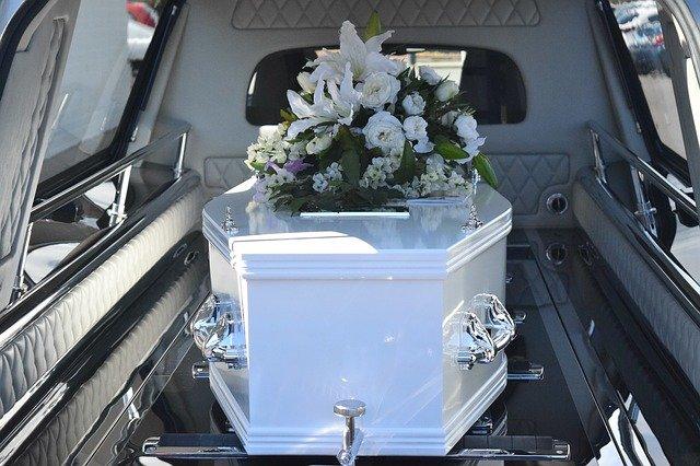 Coût moyen des services funéraires et d'enterrement au Mexique