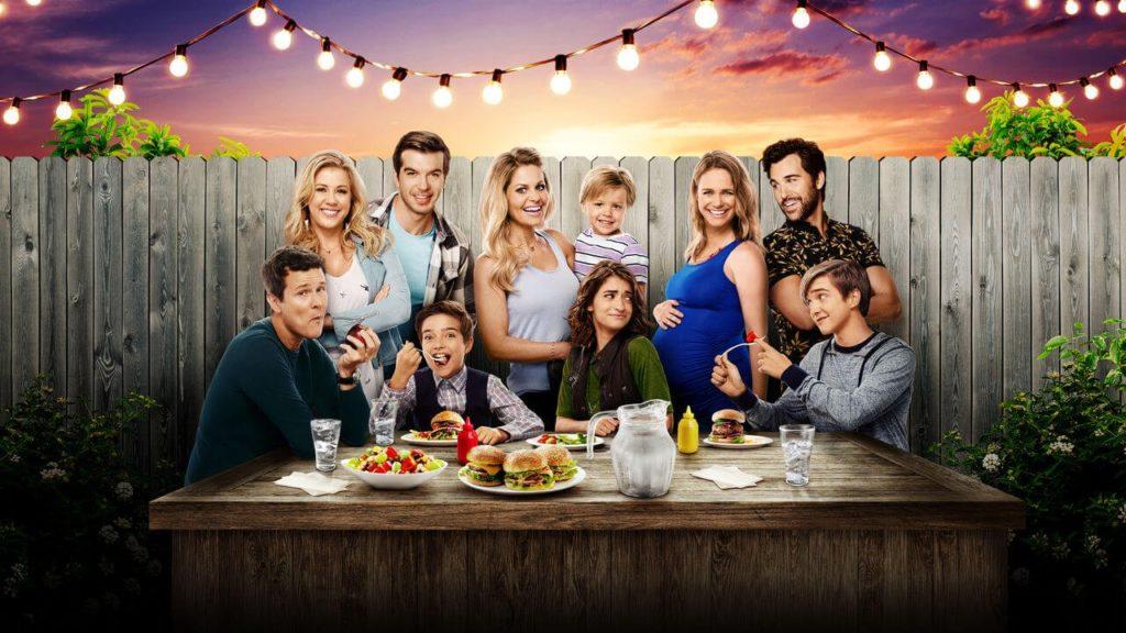Fuller House série Netflix