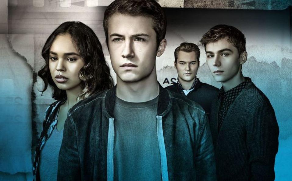 13 Reasons Why série Netflix