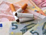 Le prix des cigarettes au Mexique