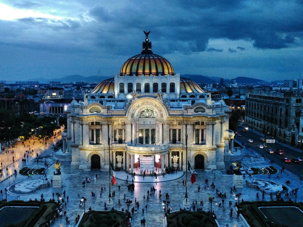 Circuit organisé Mexico 15 jours