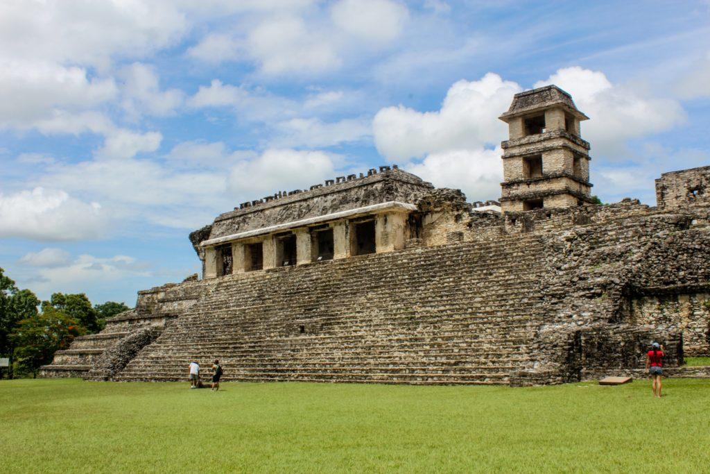 Palenque, Mexique