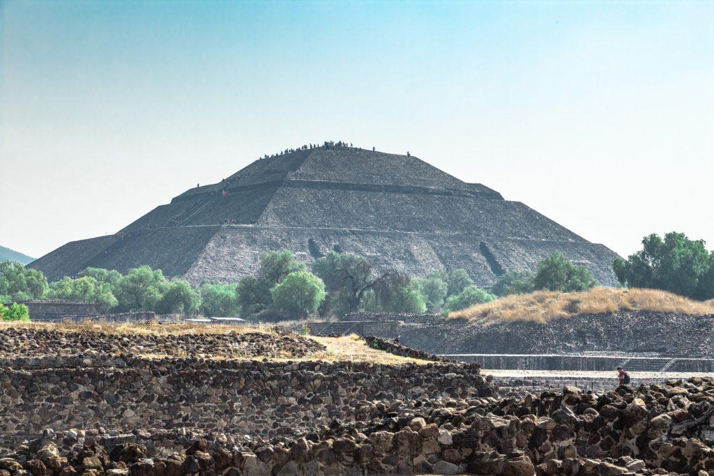 Circuit organisé Teotihuacán 15 jours