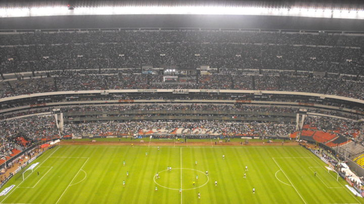 Comment aller au stade de foot Azteca de Mexico ?