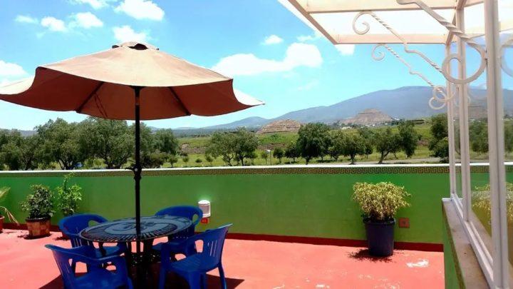 Les hôtels proches de Teotihuacán