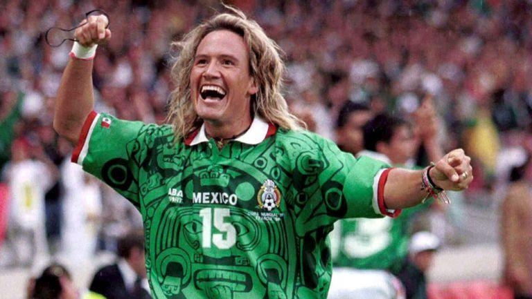 Coupe du monde 1998 équipe mexicaine France