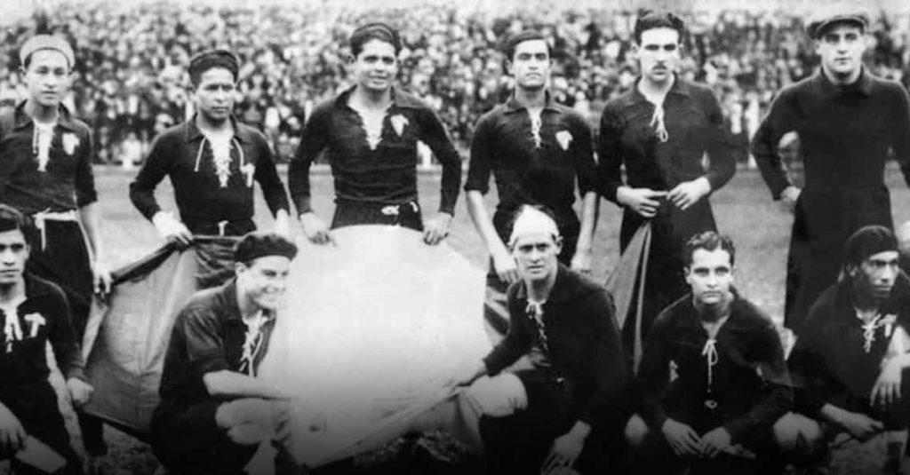 Coupes du monde 1930 Uruguay équipe mexicaine