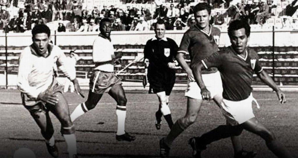 Coupe du monde 1962 équipe mexicaine Chili