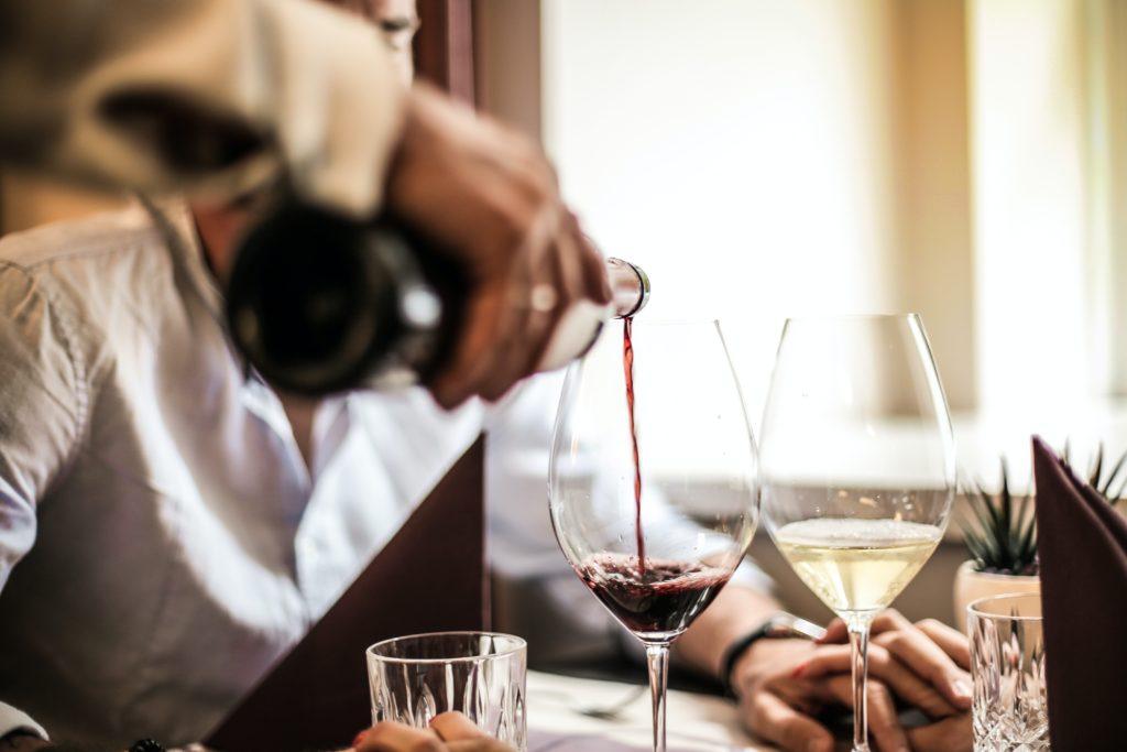 Vin rouge mexicain primé