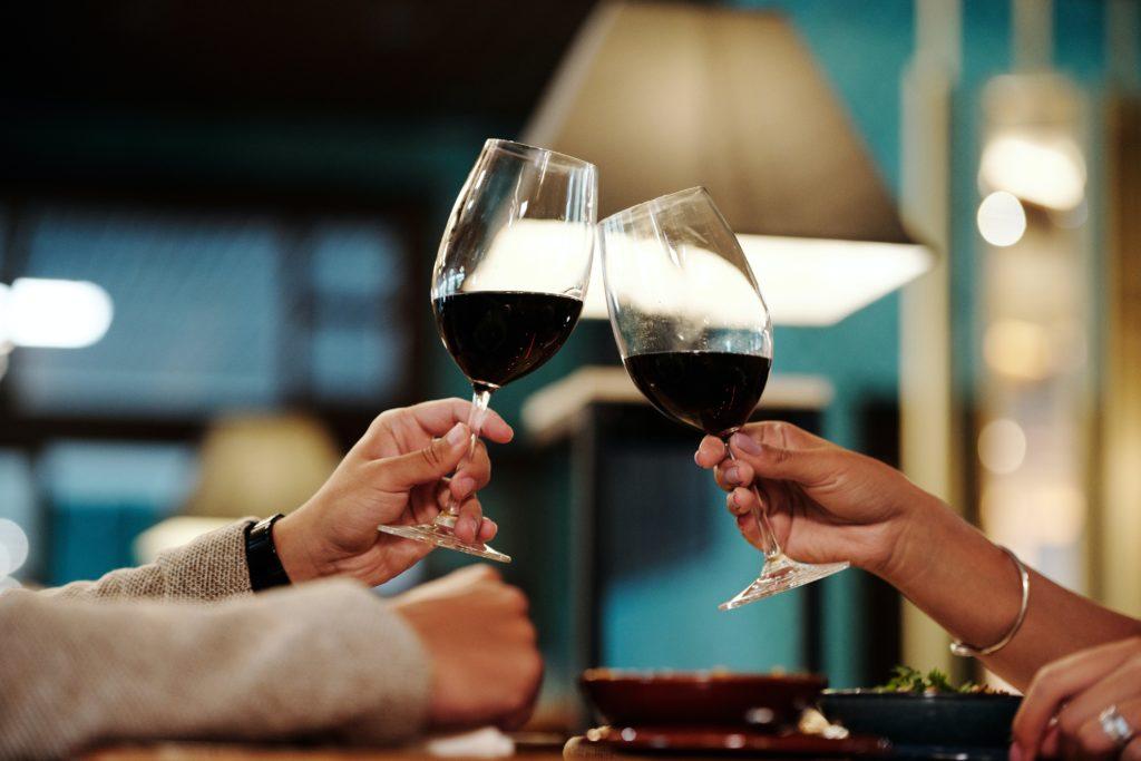Vin rouge mexicain vignes
