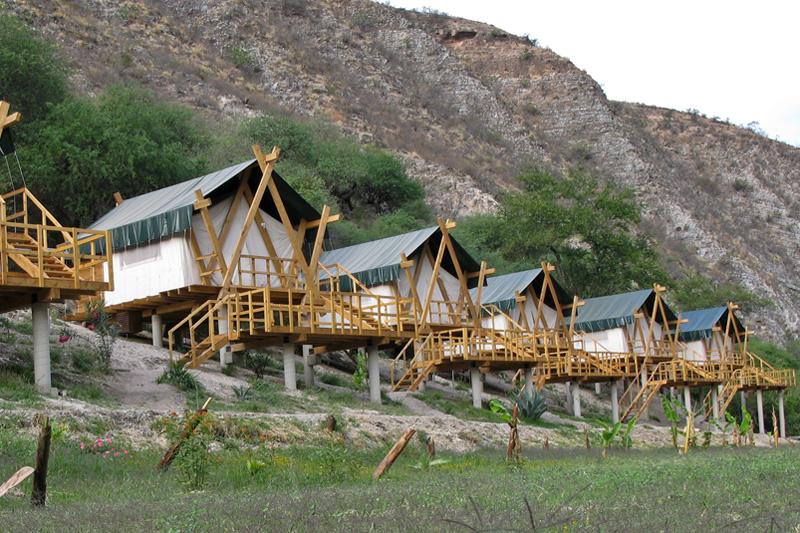 Las Trancas, Querétaro, écotourisme