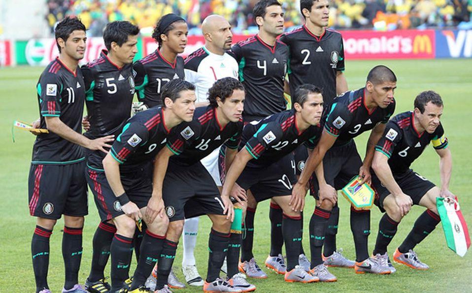 Coupe du monde 2010 équipe mexicaine Afrique du Sud