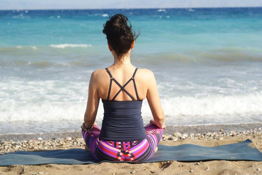 Retraite de yoga femme seule au Mexique