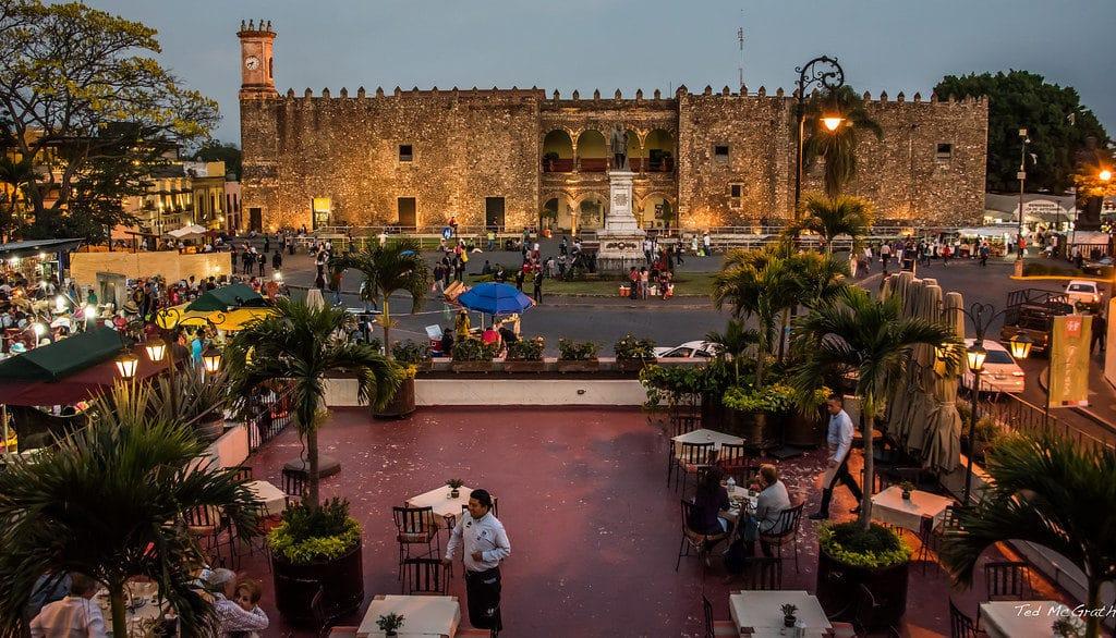 Palais de Cortés (Musée régional de Cuaunáhuac)