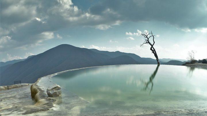 Hierve el Agua | Les Cascades pétrifiées de Oaxaca