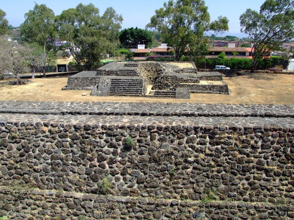 Zone archéologique de Teopanzolco