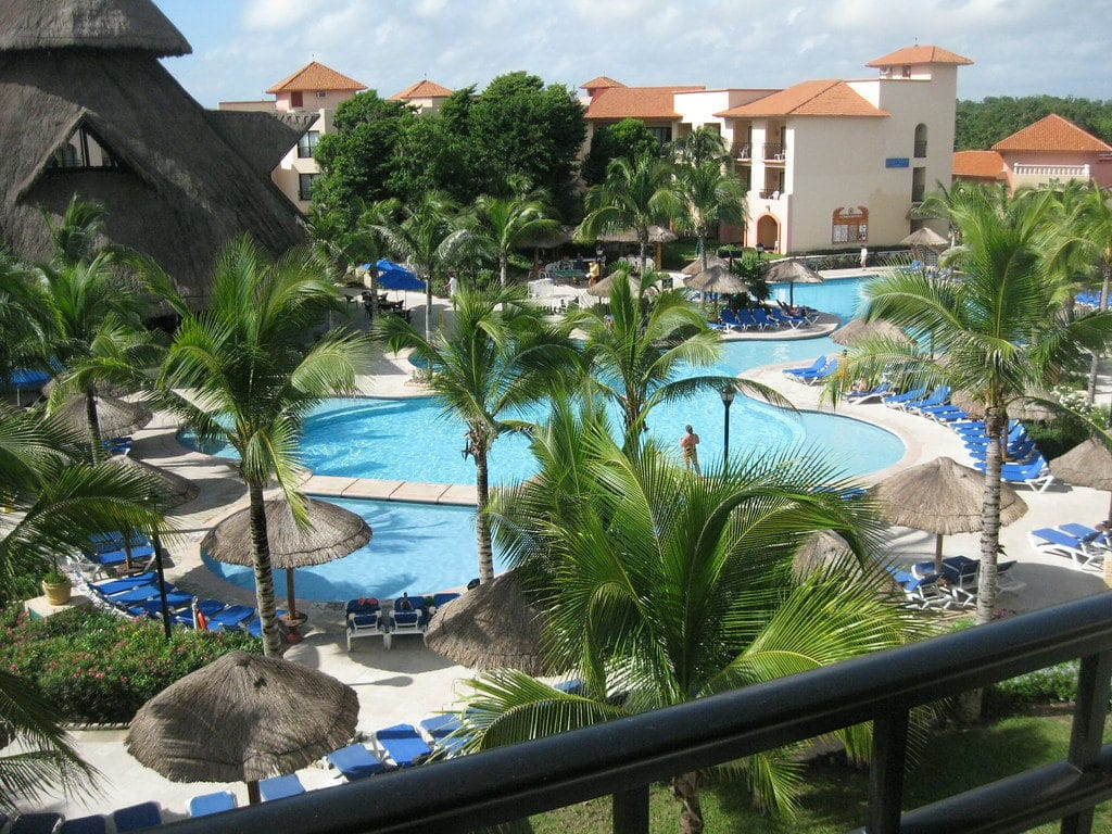 Hôtel luxe Playacar