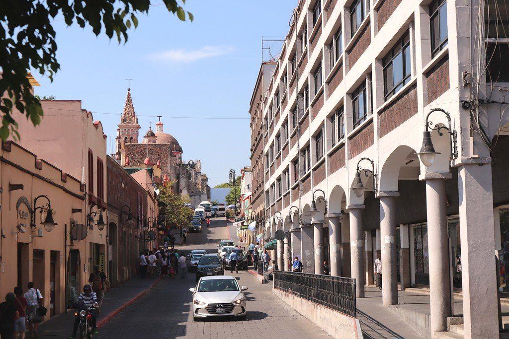 Centre-ville Cuernavaca
