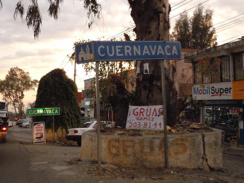 Excursions au départ de Cuernavaca