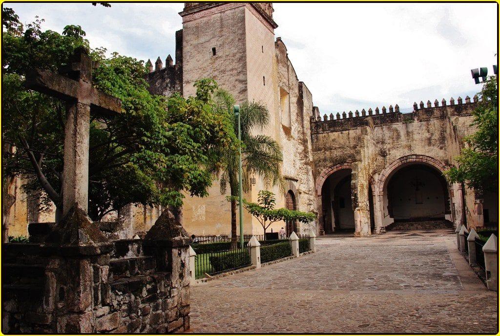 Cathédrale de Cuernavaca