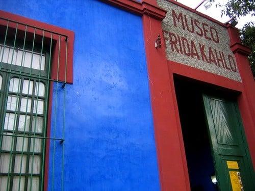 Musée Frida Kahlo au Mexique