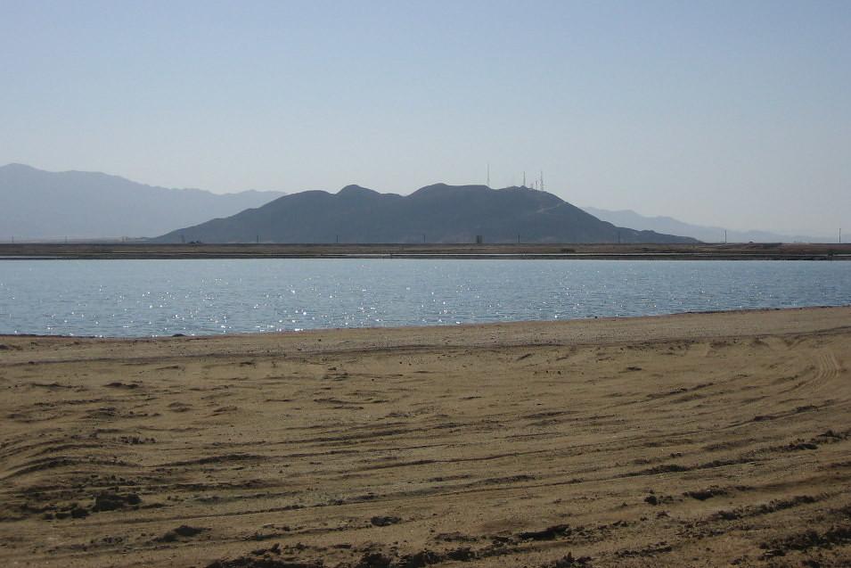 Volcan Cerro Prieto Mexique