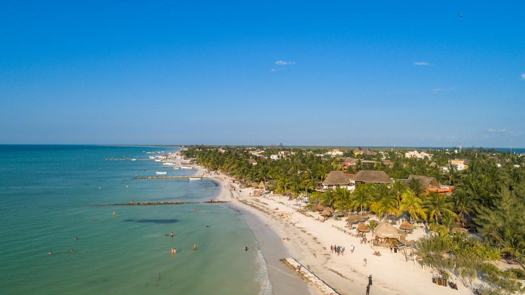 Comment aller à Isla Holbox depuis Playa del Carmen ou Cancún ?