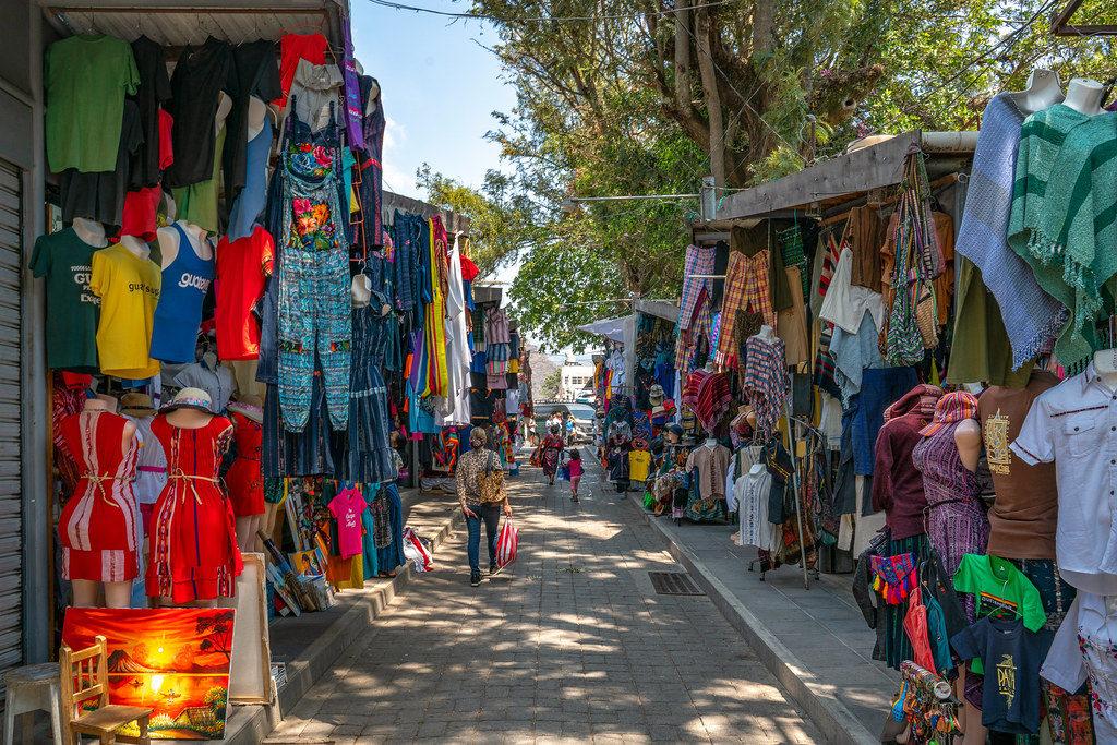 Visiter Panajachel au Guatemala