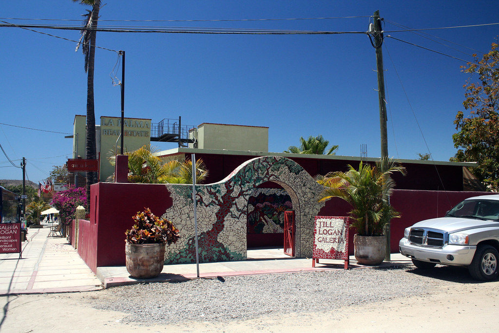 Todos Santos, Basse Californie du Sud