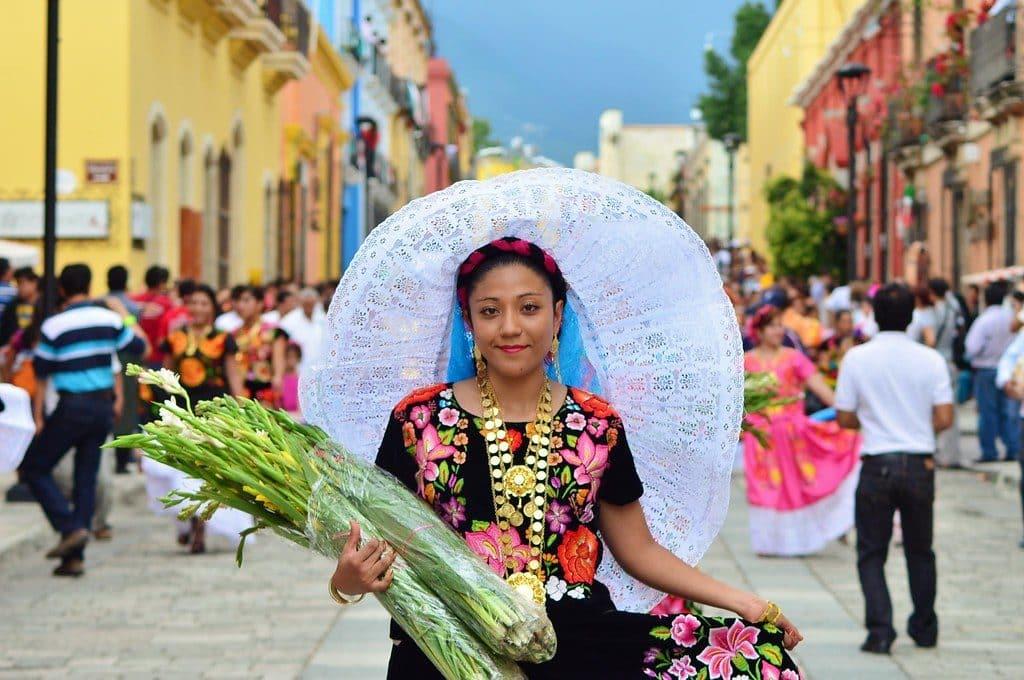 Oaxaca de Juárez au Mexique