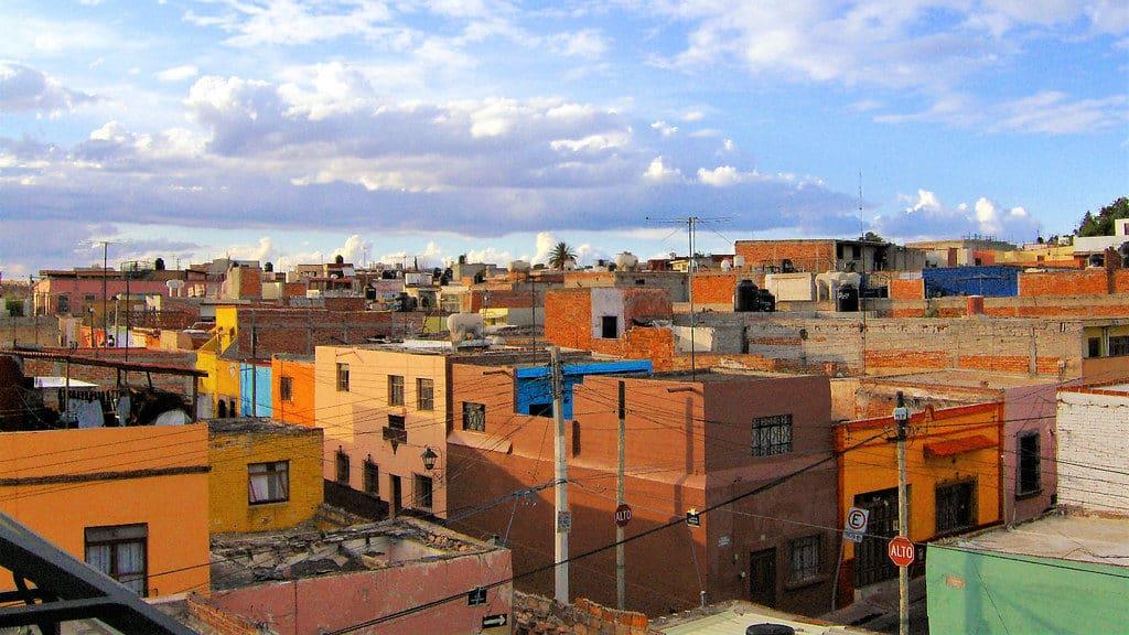 Querétaro au Mexique