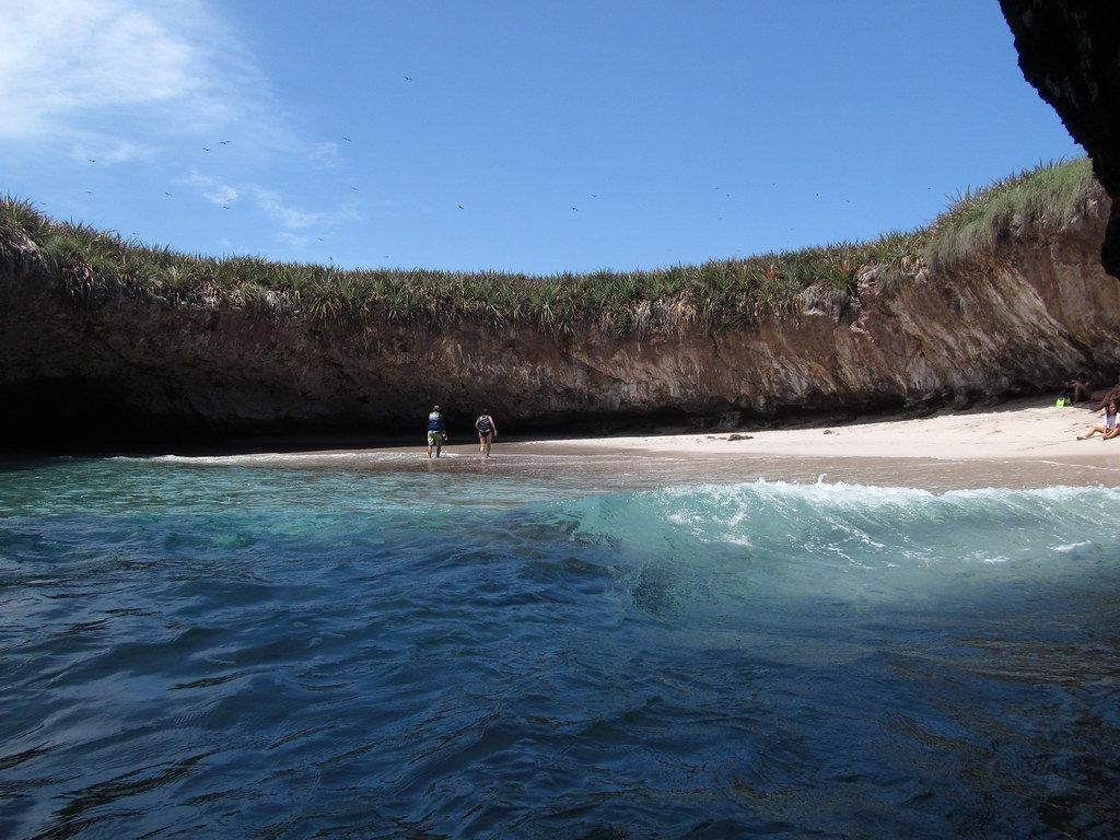 Iles Islas Marietas au Mexique
