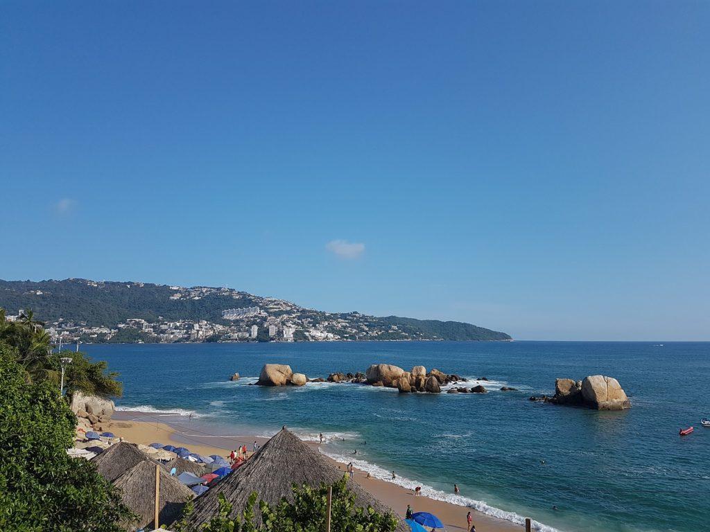 Acapulco au Mexique