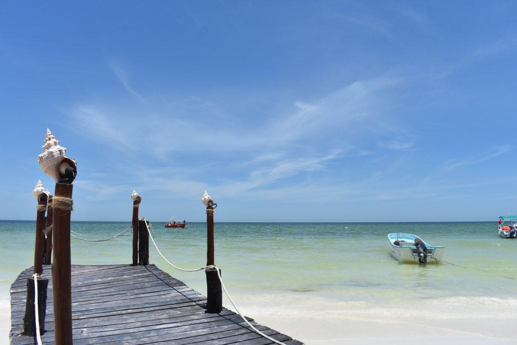 Se rendre à Holbox depuis l'aéroport de Cancun