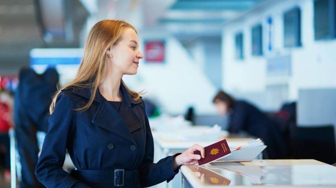 Pour quel pays le passeport est-il obligatoire ?
