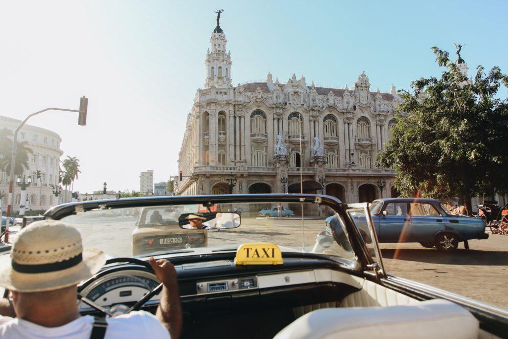 Combien coûtent les taxis à Cuba ?