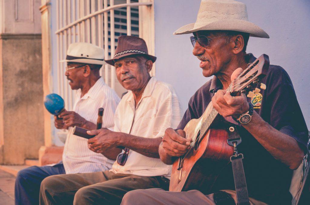 Chanteurs cubains