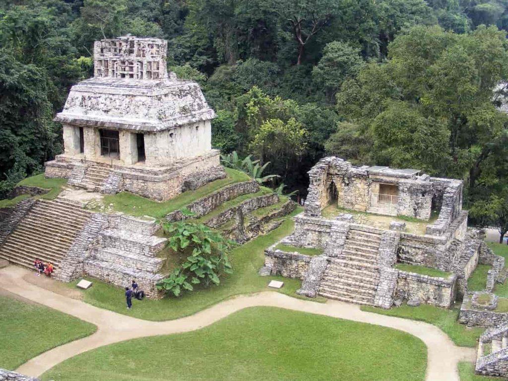 Calakmul au Mexique