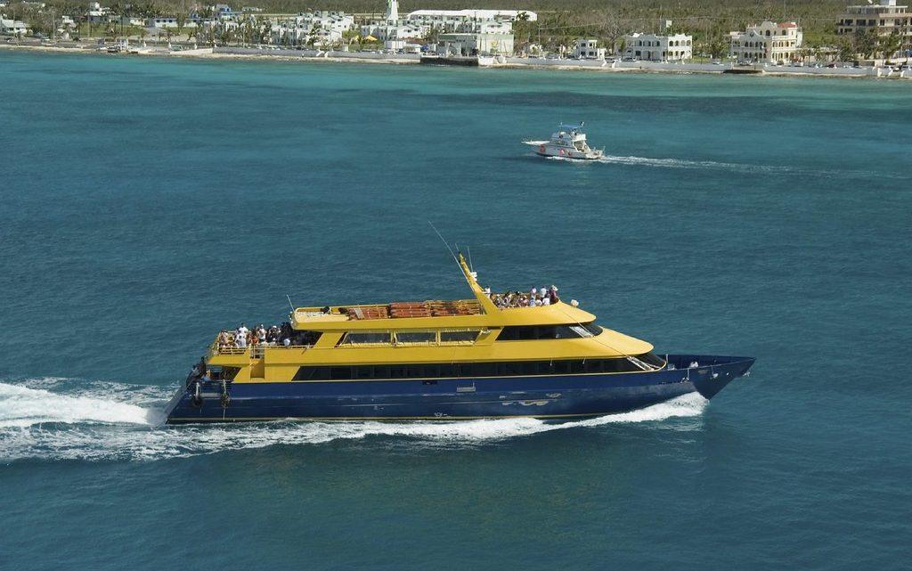 Comment aller de Playa del Carmen à Cozumel ?