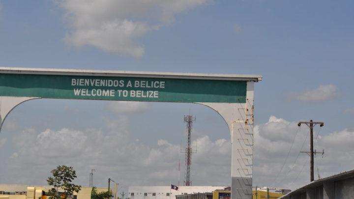 Traverser la frontière Mexique-Belize