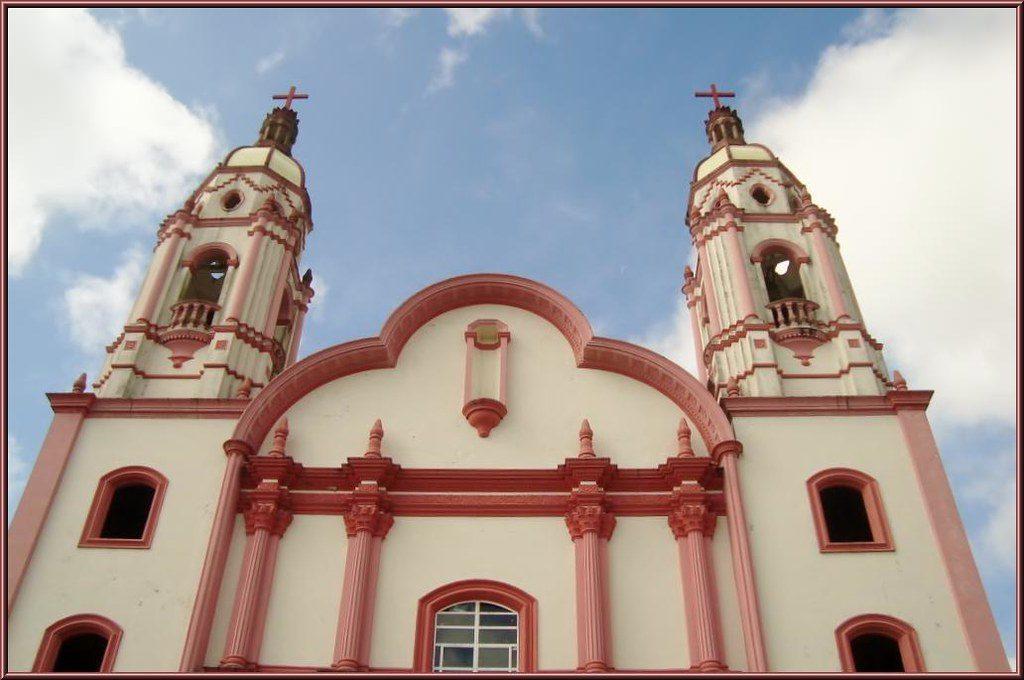 La cathédrale du Seigneur de Tabasco